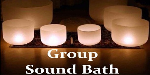 Group Sound Bath (With Healing Crystals)