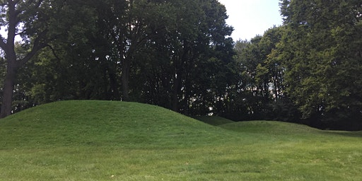 Indigenous Earthwork (Indian Mound) Walk on Lake Mendota's North Shore