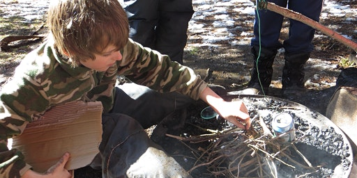 February 21 Pop Up Day Camp at Apps' Mill Nature Centre
