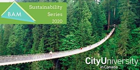 Sustainability Series: Marion Town, Director Environment YVR Airport tickets