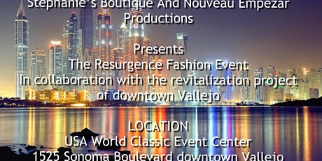 The Resurgence Fashion Event tickets