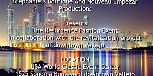 The Resurgence Fashion Event