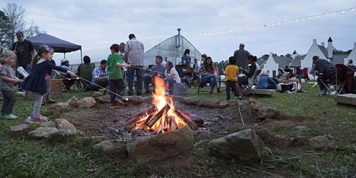 Serenbe Farm Party