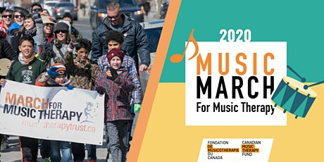 Music March for Music Therapy tickets