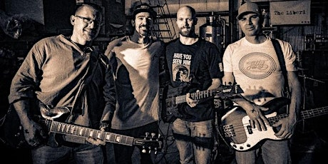 The Liberi / After The Burn at Anchor Rock Club tickets