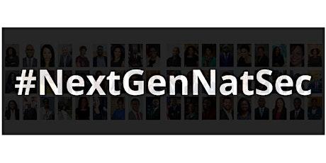 Honoring 2020 #NextGenNatSec Black American Leaders tickets