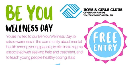 BE YOU Wellness Day tickets