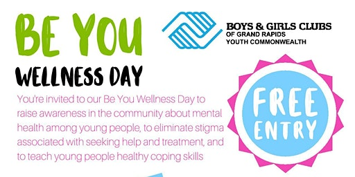BE YOU Wellness Day
