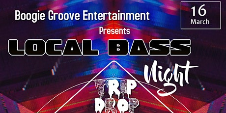 Local Bass Night feat. Phluxx & TEMPURA w/ Thanatonik // 8Ball // More tickets