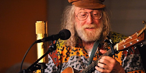 Folk Performer Mike Agranoff at the Watchung Arts Center