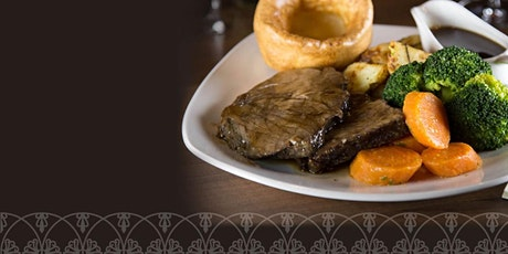 Sunday roast and live music tickets