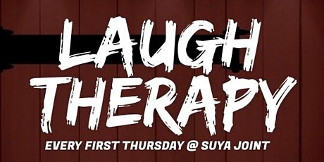 Laugh Therapy @  Suya tickets