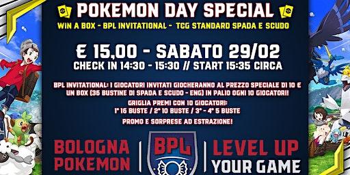 Pokemon Day Special - BPL Invitational