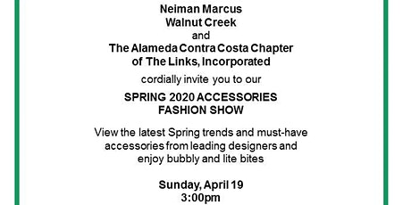 2020 ACCL/Neiman Marcus Spring Fashion Show tickets