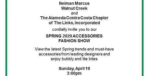 2020 ACCL/Neiman Marcus Spring Fashion Show