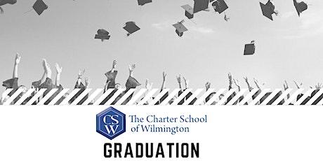 The Charter School of Wilmington Graduation tickets
