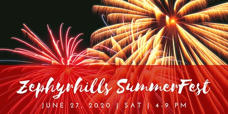 6th Annual Zephyrhills SummerFest tickets