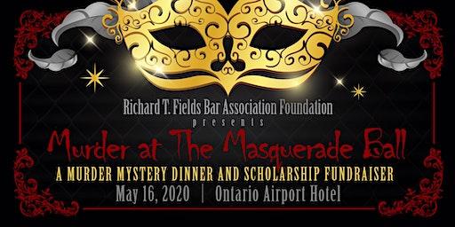 Murder Mystery Dinner & Scholarship Fundraiser