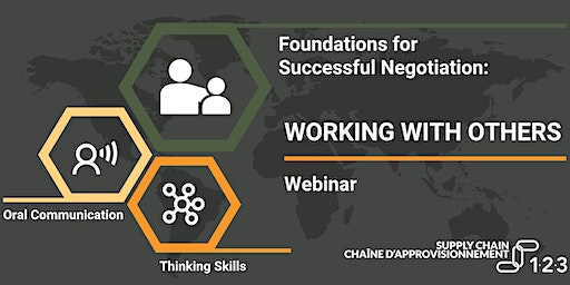 Working with Others - Webinar
