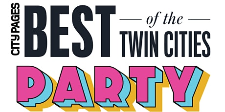 City Pages Best of the Twin Cities Party tickets