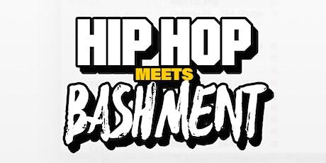 HIP HOP MEETS BASHMENT - Shoreditch's No.1 Sold Out Party tickets
