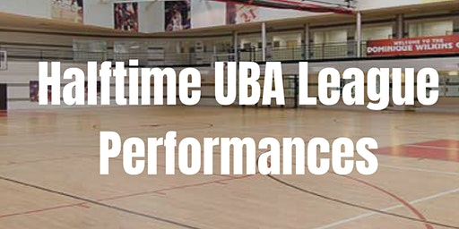 Half-time Performances Available @ YMCA
