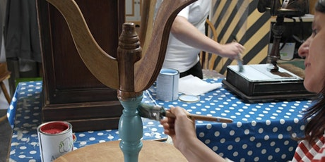Pre-Loved Furniture Painting and Upcycling tickets