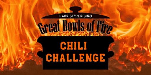 #HarristonRising Chili Challenge