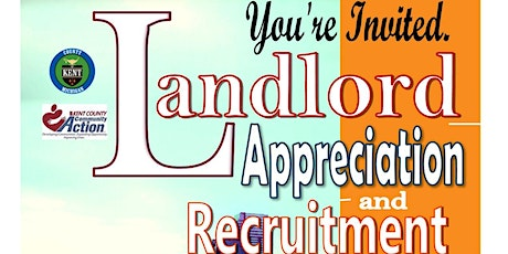 Kent County Community Action Landlord Appreciation and Recruitment Luncheon tickets