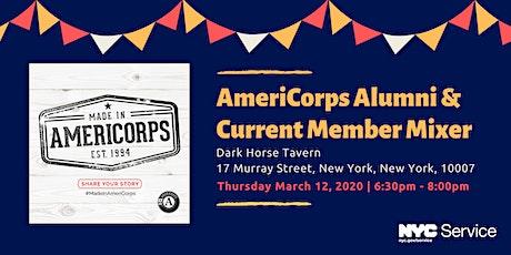 AmeriCorps Week: Alumni & Current Member Mixer tickets