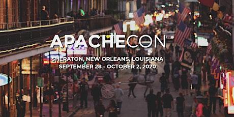 ApacheCon North America 2020 tickets