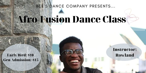 Bee's Afro-Hiphop Dance Class