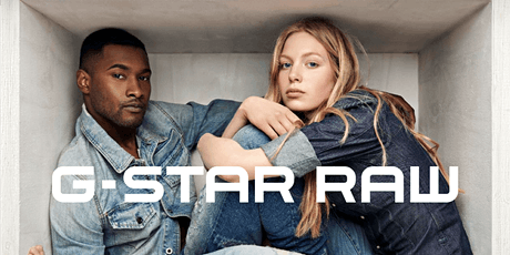 G-STAR RAW SAMPLE SALE tickets