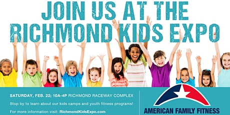 Richmond Kids' Expo 2020 tickets