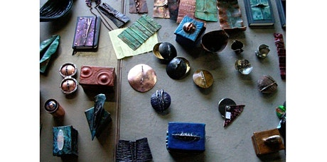 Foldforming & Patinas 2-Day Workshop (05-30-2020 starts at 9:00 AM) tickets