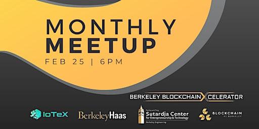 IoTeX + Xcelerator Meetup | February 2020