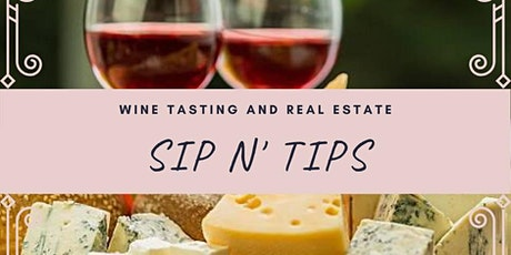 Sip N' Tips tickets