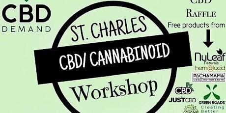 CBD Demand workshop tickets