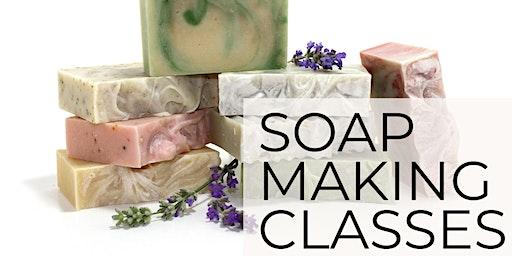 Beginner Soapmaking Class - Saturday