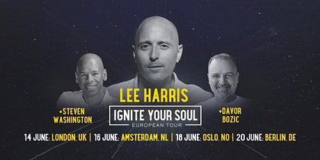 Cancelled: Ignite Your Soul - An Evening Workshop with Lee Harris tickets