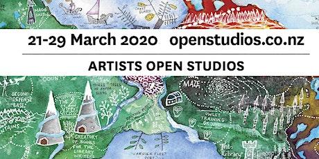 Artists Open Studios - Studio # 40 - Hand Me That Pencil tickets