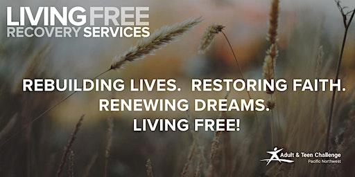 Living Free - June  2020 Training Seminar
