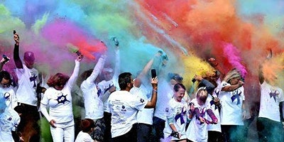 ITP Matters    Color Walk/Run