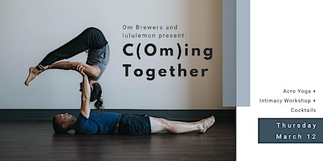 lululemon x Om Brewers presents: C(om)ing Together tickets