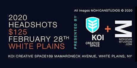 2020 Professional Headshots at KOI tickets