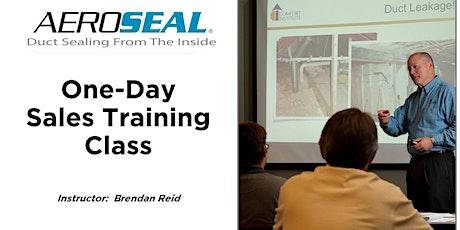 Aeroseal 1-Day Sales Training 2020 - Hartford CT tickets