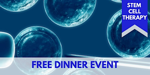 Stem Cell Breakthrough | FREE Dinner with Doc by Renew Life Rejuvenation