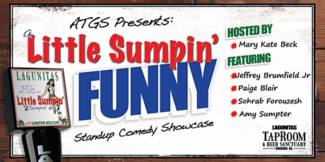A Little Sumpin Funny - Leap Year Showcase tickets