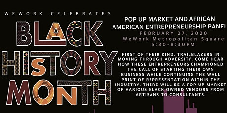 African American Entrepreneurship : Then and Now tickets