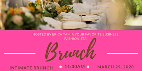 Sisters's Who Brunch tickets